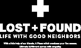 ロゴ:LOST+FOUND